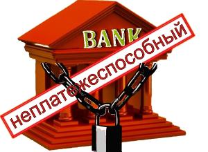 банкротство финансовой организации